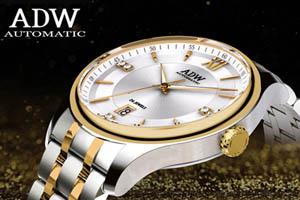 ADW机械男手表