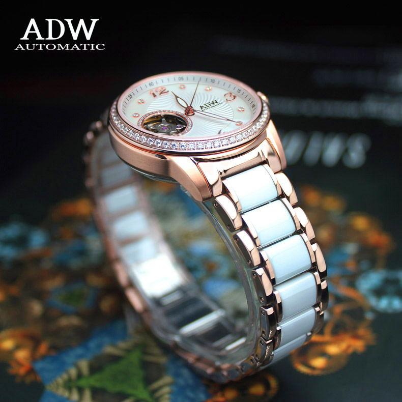 ADW手表-心悦系列-陶瓷